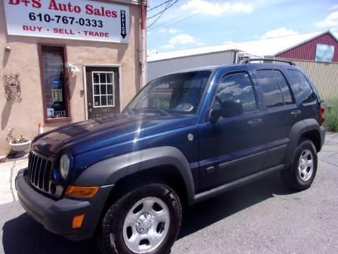 2007 Jeep Liberty for sale in Slatington, PA