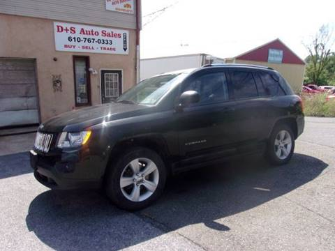 2011 Jeep Compass for sale in Slatington, PA