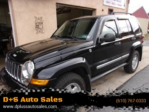 2006 Jeep Liberty for sale in Slatington, PA