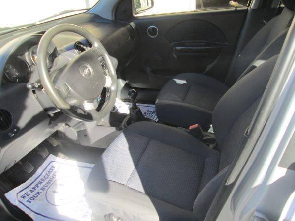 2007 Chevrolet Aveo 5 LS 4dr Hatchback - Slatington PA