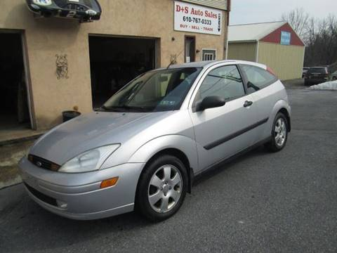 2001 Ford Focus for sale in Slatington, PA
