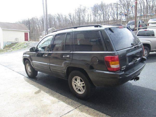 2004 Jeep Grand Cherokee 4dr Special Edition 4WD SUV - Slatington PA