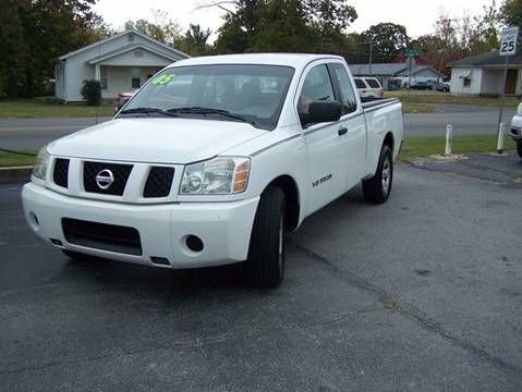 2005 Nissan Titan for sale in Joplin, MO