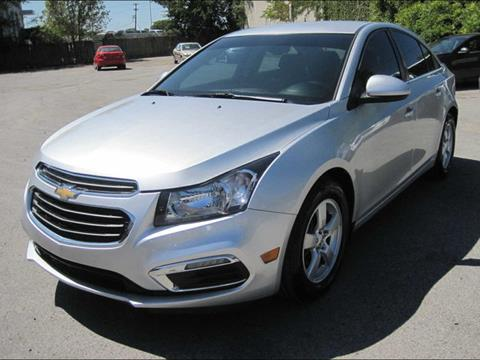 2016 Chevrolet Cruze Limited for sale in Nashville, TN