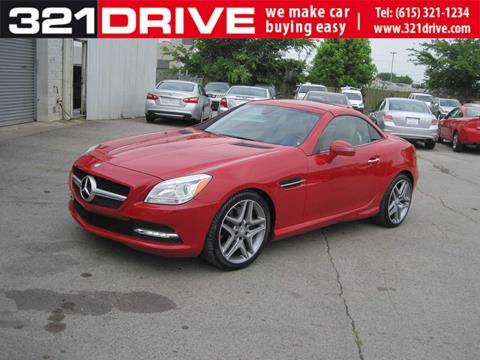 2012 Mercedes-Benz SLK for sale in Nashville, TN