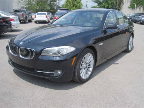 2013 BMW 5 Series 535i for sale at 321 DRIVE in Nashville TN