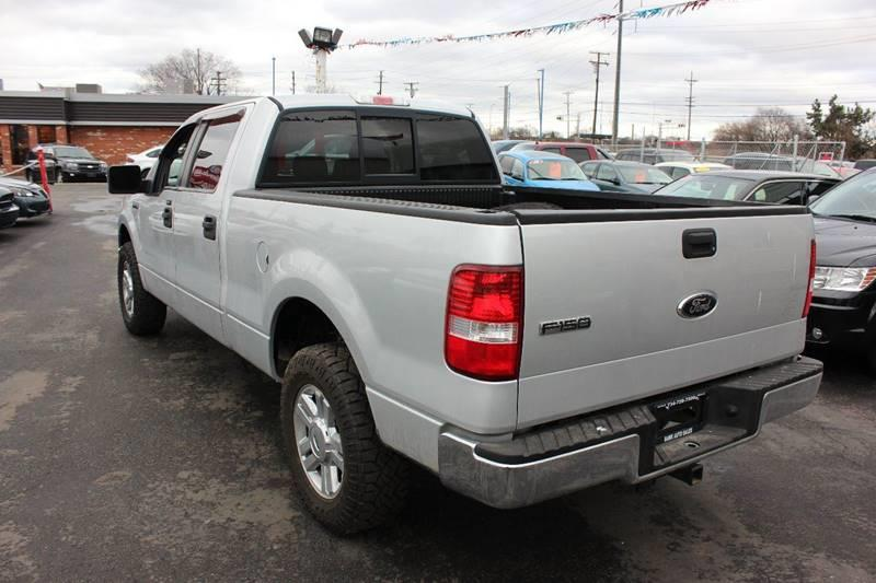 2008 Ford F-150 for sale at BANK AUTO SALES in Wayne MI
