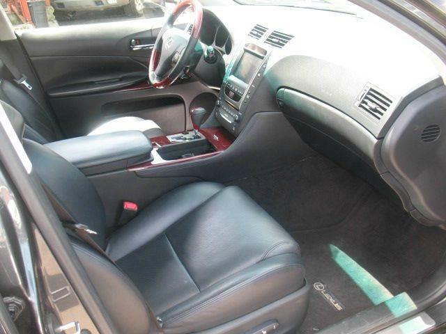 2010 Lexus GS 350 for sale at BANK AUTO SALES in Wayne MI