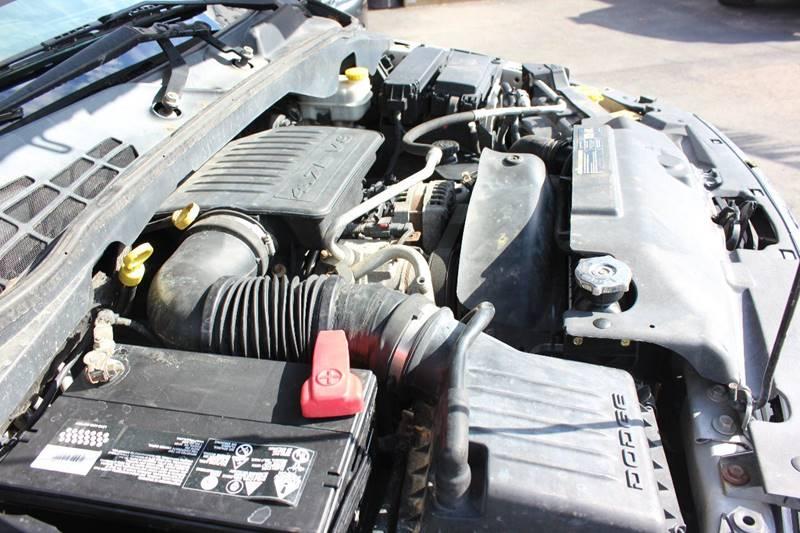 2006 Dodge Durango for sale at BANK AUTO SALES in Wayne MI