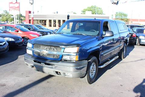 2003 Chevrolet Silverado 1500 for sale in Wayne, MI