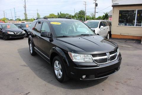 2010 Dodge Journey for sale at BANK AUTO SALES in Wayne MI