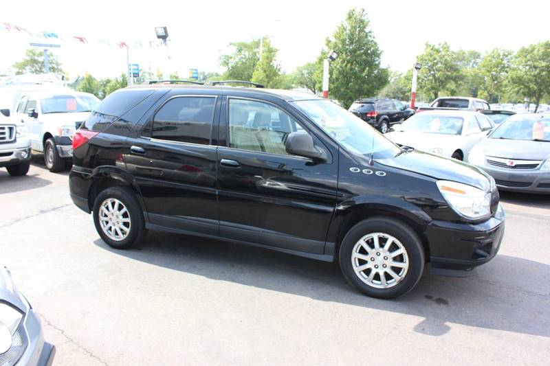 2006 Buick Rendezvous for sale at BANK AUTO SALES in Wayne MI
