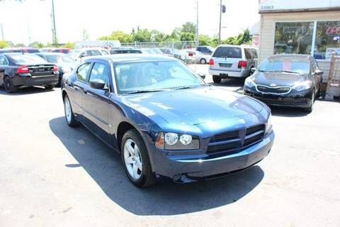 2006 Dodge Charger for sale at BANK AUTO SALES in Wayne MI