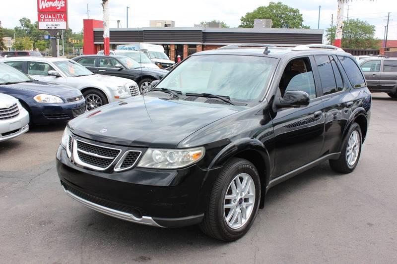 2008 Saab 9-7X for sale at BANK AUTO SALES in Wayne MI