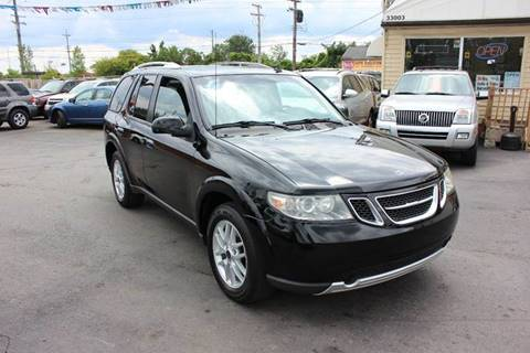 2008 Saab 9-7X for sale in Wayne, MI