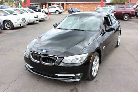 2011 BMW 3 Series for sale at BANK AUTO SALES in Wayne MI