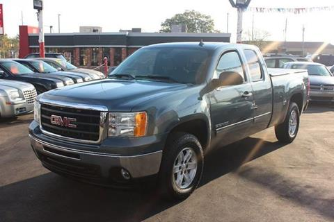 2009 GMC Sierra 1500 for sale at BANK AUTO SALES in Wayne MI