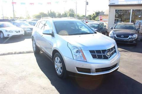 2010 Cadillac SRX for sale at BANK AUTO SALES in Wayne MI