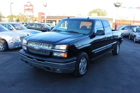 2004 Chevrolet Silverado 1500 for sale in Wayne, MI