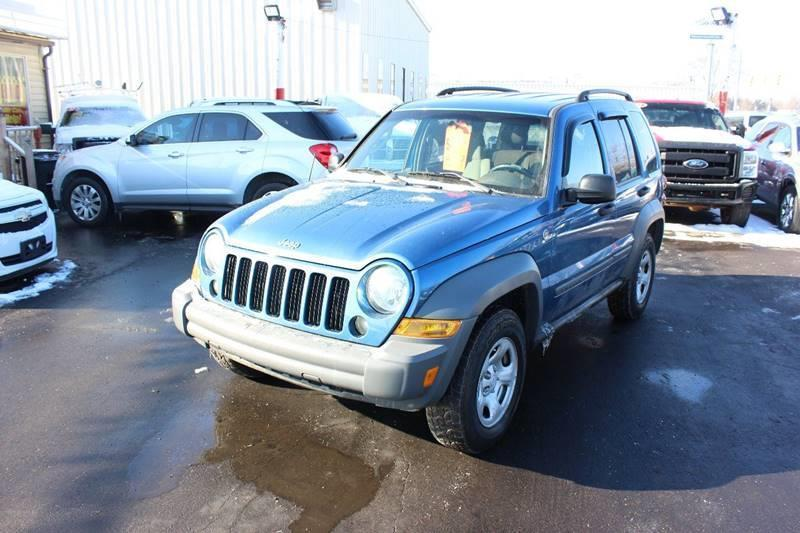 2005 Jeep Liberty For Sale At BANK AUTO SALES In Wayne MI