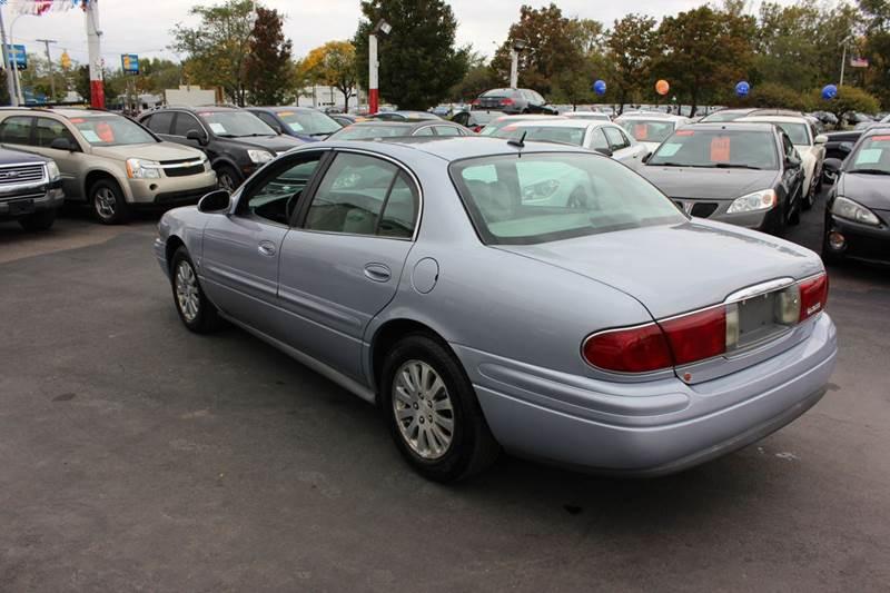 2005 Buick LeSabre for sale at BANK AUTO SALES in Wayne MI