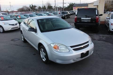2005 Chevrolet Cobalt for sale at BANK AUTO SALES in Wayne MI