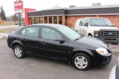 2007 Chevrolet Cobalt for sale at BANK AUTO SALES in Wayne MI