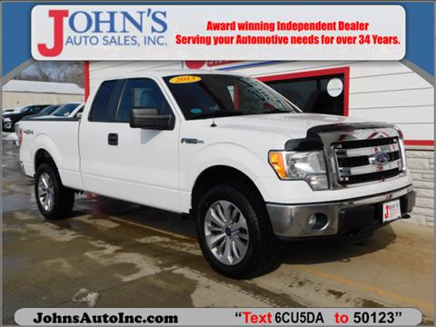2013 Ford F-150 for sale in Des Moines, IA