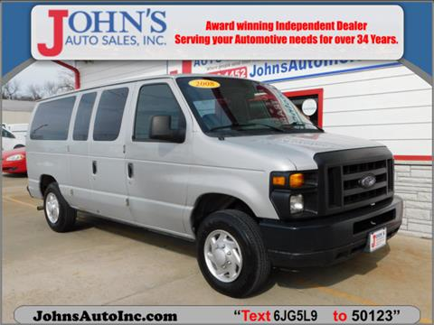 2008 Ford E-Series Cargo for sale in Des Moines, IA