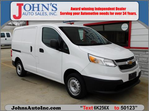 2015 Chevrolet City Express Cargo for sale in Des Moines, IA