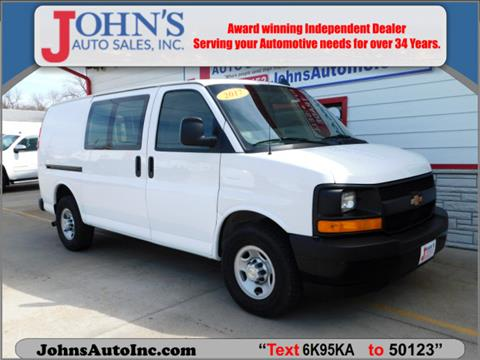 2017 Chevrolet Express Cargo for sale in Des Moines, IA