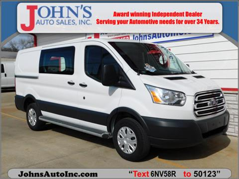 2018 Ford Transit Cargo for sale in Des Moines, IA