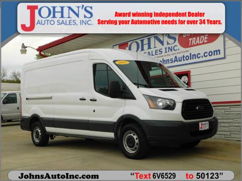 2017 Ford Transit Cargo for sale in Des Moines, IA