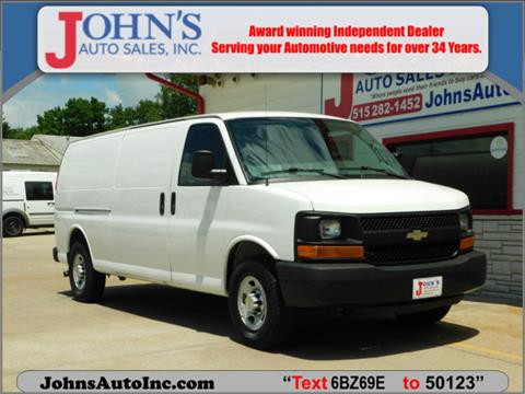 2014 Chevrolet Express Cargo for sale in Des Moines, IA