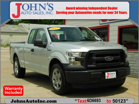 2015 Ford F-150 for sale in Des Moines, IA