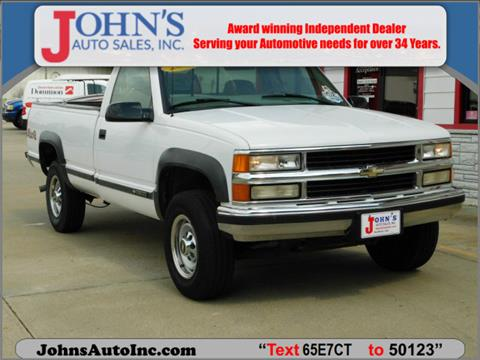 2000 Chevrolet C/K 3500 Series for sale in Des Moines, IA