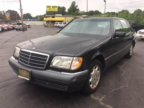 1995 Mercedes-Benz S-Class for sale in Memphis, TN