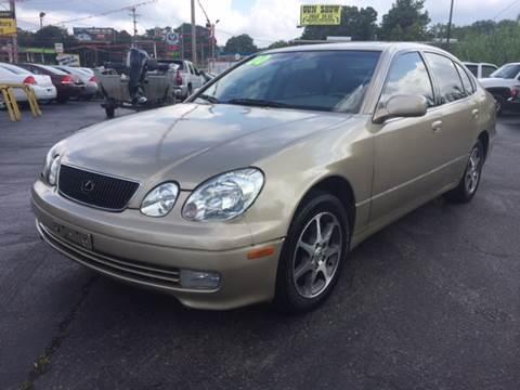 2000 Lexus GS 300 for sale in Memphis, TN