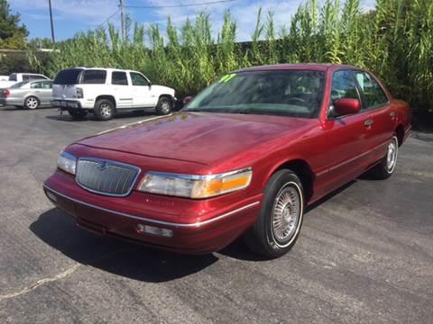 1997 Mercury Grand Marquis for sale in Memphis, TN
