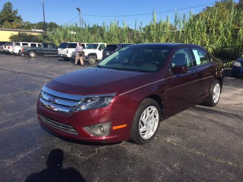 2011 Ford Fusion for sale in Memphis, TN