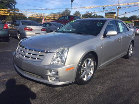 2005 Cadillac STS for sale in Memphis, TN