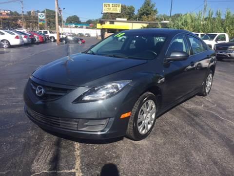 2012 Mazda MAZDA6 for sale in Memphis, TN