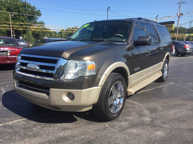 Ford Expedition El Xdr Suv Memphis Tn