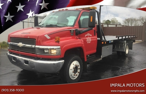 2004 Chevrolet C5500 For Sale In Memphis Tn