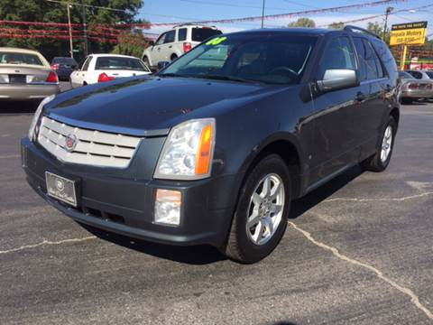 2008 Cadillac SRX for sale in Memphis, TN