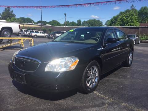 2006 Buick Lucerne for sale in Memphis, TN