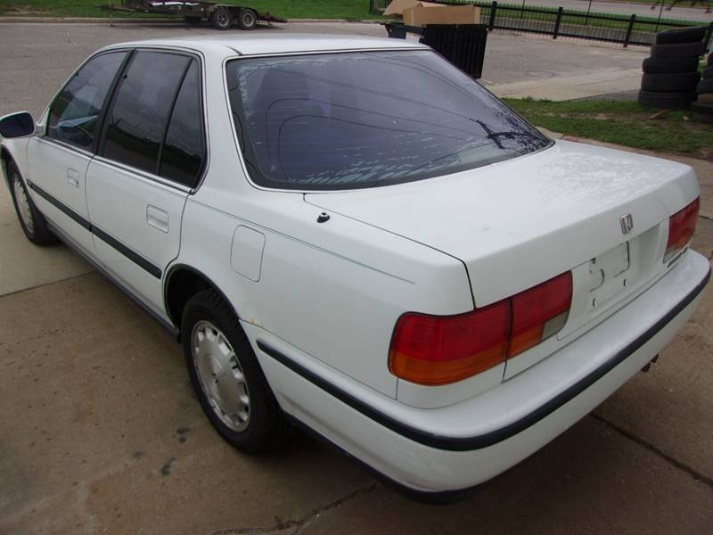 1992 honda accord ex 4dr sedan in richland center wi hassell contact sciox Image collections