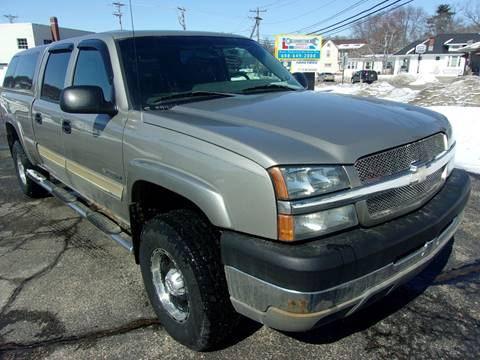 2003 Chevrolet Silverado 2500HD for sale in Richland Center, WI