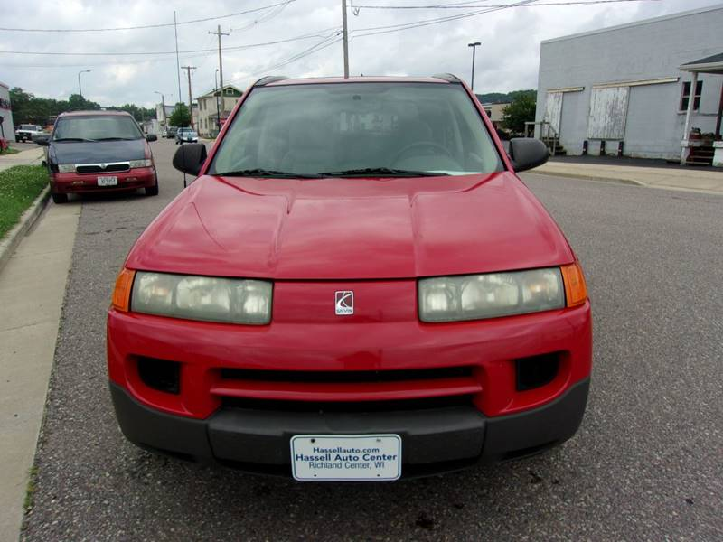 2002 Saturn Vue Fwd 4dr Suv In Richland Center Wi Hassell Auto Center