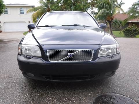 2001 Volvo S80 for sale in Naples, FL